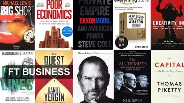 Business Book Awards | FT Business