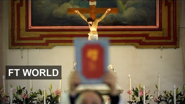 The rise of Christianity in China | FT World