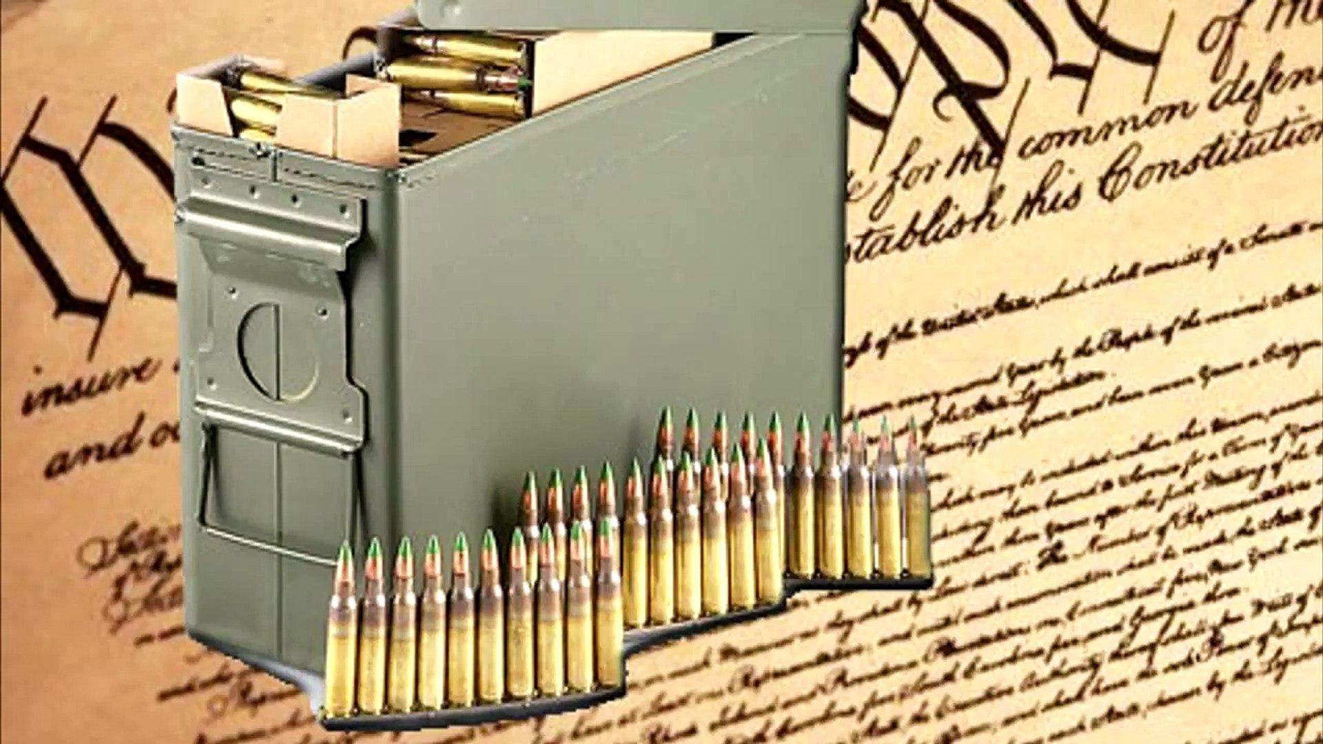 О попытке запрета патронов 5.56х45 62грн - М855 и SS109 в США. Вопрос и Ответ №7