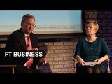 Google's Schmidt on hubris and innovation | FT Business