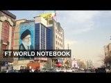 Iranians seek modern lifestyle   FT World Notebook