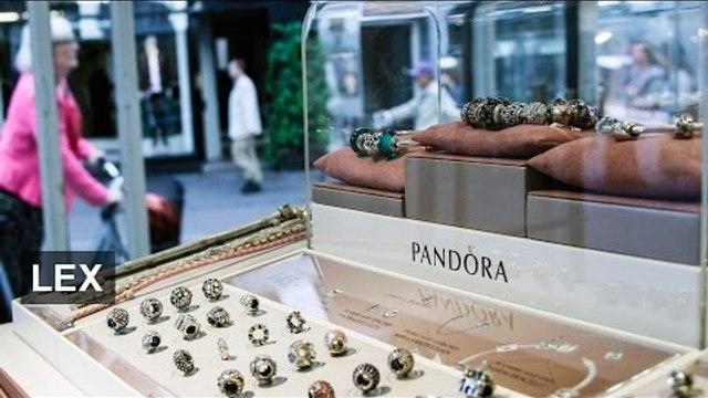 Pandora announces 40% profits   Lex