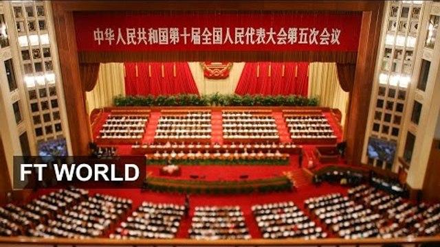 China's Li signals tough times for economy | FT World