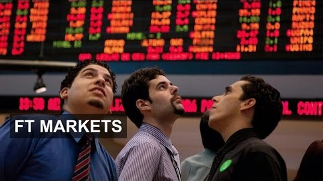 A slower era for EM growth   FT Markets