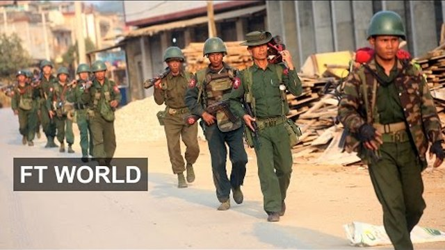 China Threatens Myanmar After Border Bombing Attack | FT World News