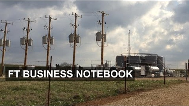 Oklahoma shaken by fracking | FT Business Notebook