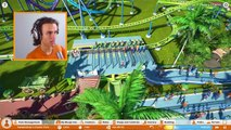 MOST EXTREME ROLLER COASTER EVER! (Planet Coaster #6)