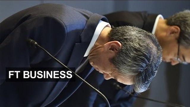 Toshiba governance | FT Business