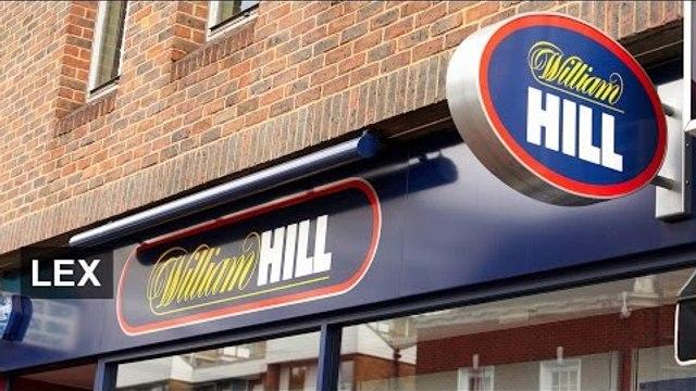 Profits slide for William Hill   Lex