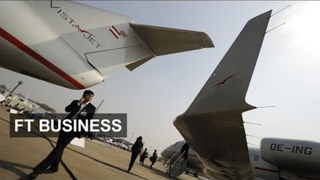 VistaJet takes off in China | FT Business