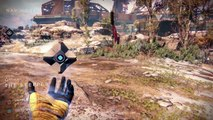 Destiny: FIRST OFFICIAL RACE | Destiny Multiplayer Fun | Destiny Funny Moments