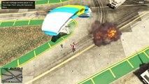 GTA 5 FUN WITH TANKS   Epic Tank Fun   GTA 5 Funny Moments GTA V Online