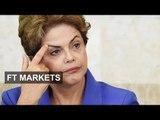 Brazilian politics threaten debt rating | FT Markets