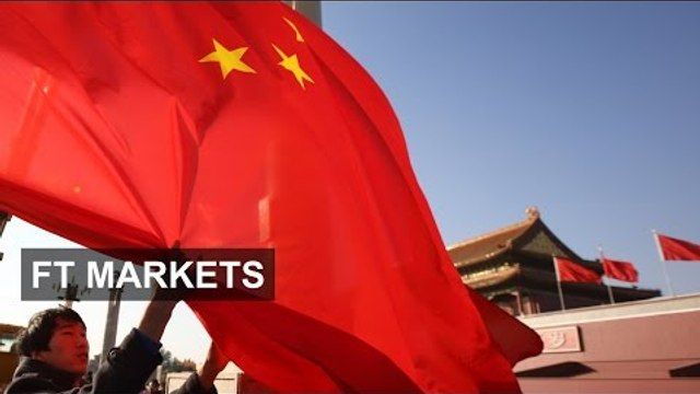 A slowing China is good for equities I FT Markets