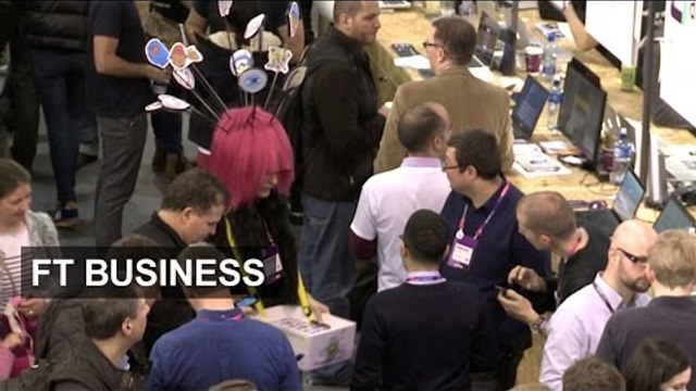 Tech start-ups pitch their businesses | FT Business