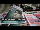 Myanmar opposition celebrates I FT World Notebook