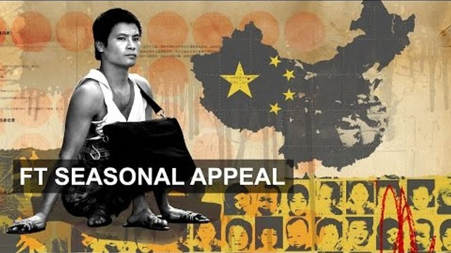 Child trafficking in China | FT Seasonal Appeal