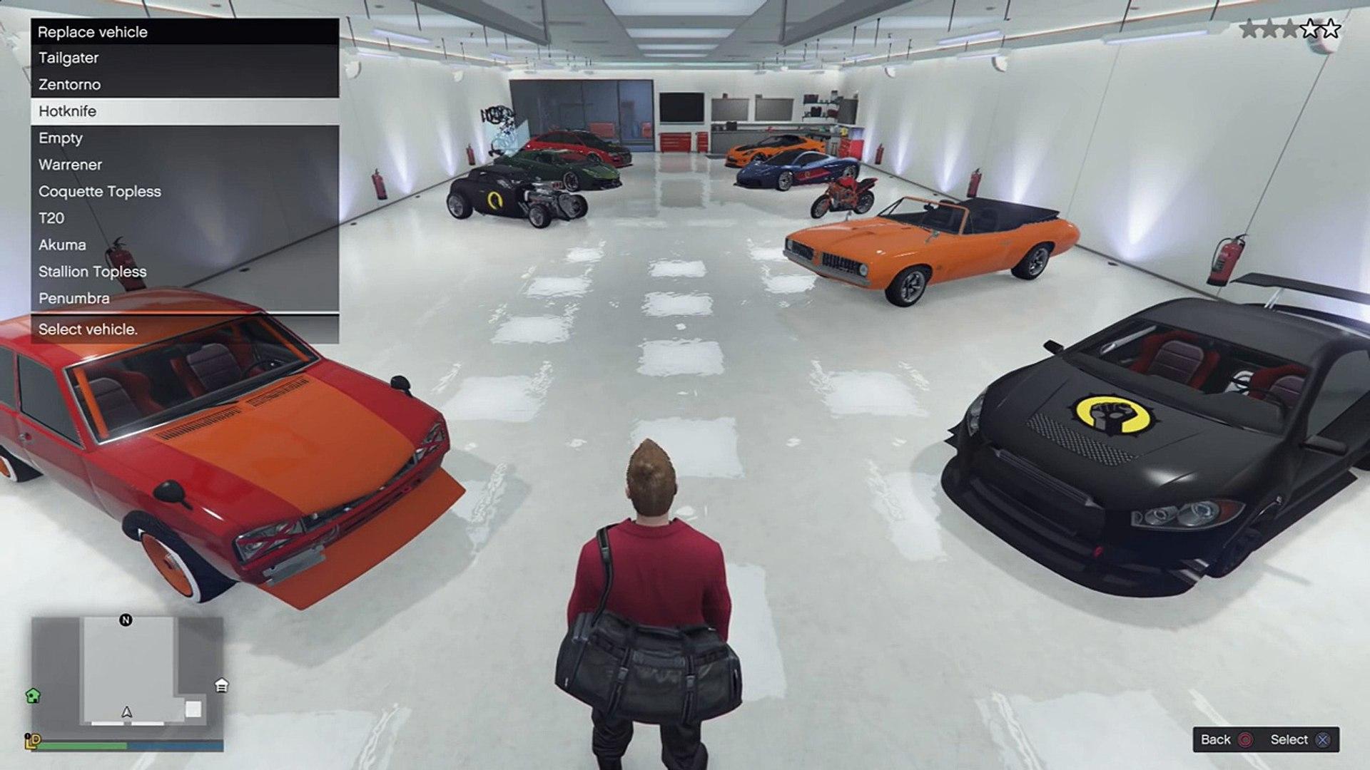 GTA 5 Online: 3 Glitches & Tricks in GTA 5! (Guns in Apartments & More Secrets, Glitches &am