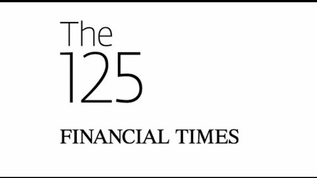 What makes The 125 different? I Financial Times