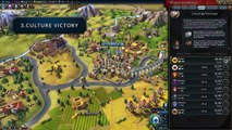 Civilization VI ► The 5 Victory Conditions in Civ 6!