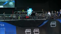 Irek Rizaev's 2nd place run at BMX Park Finals - Simple Session 2018