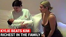 Kylie Jenner Becoming Richer Than Kim Kardashian With $386M Kylie Cosmetics Sold Kylie Jenner Baby