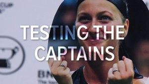 Fed Cup captains' quiz