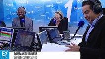"""Bernard Fiskar des Sports d'Europe 1 : """"J'ai pas pu partir en Corée du Sud parce que j'ai foutu du gras des frites sur mon passeport !"""""""