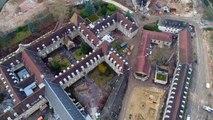 De nouvelles images du chantier de la Cité de la gastronomie vue du ciel