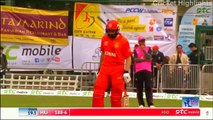 Misbah-ul-Haq Six Sixes 6 6 6 6 6 6 6 sixes in a row in Hong Kong T20 Blitz New Record 6 Sixes - YouTube