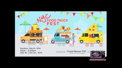 Blunt Squad TV - Grand Bazaar 2017 NYC Food Truck Fest Segment (Short Edit)
