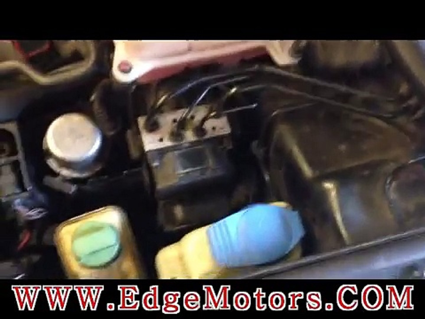 VW Audi ABS control module replacement and programing / coding DIY by Edge  Motors