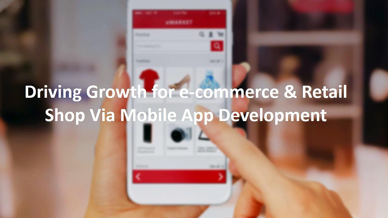 eCommerce & Retail Shop