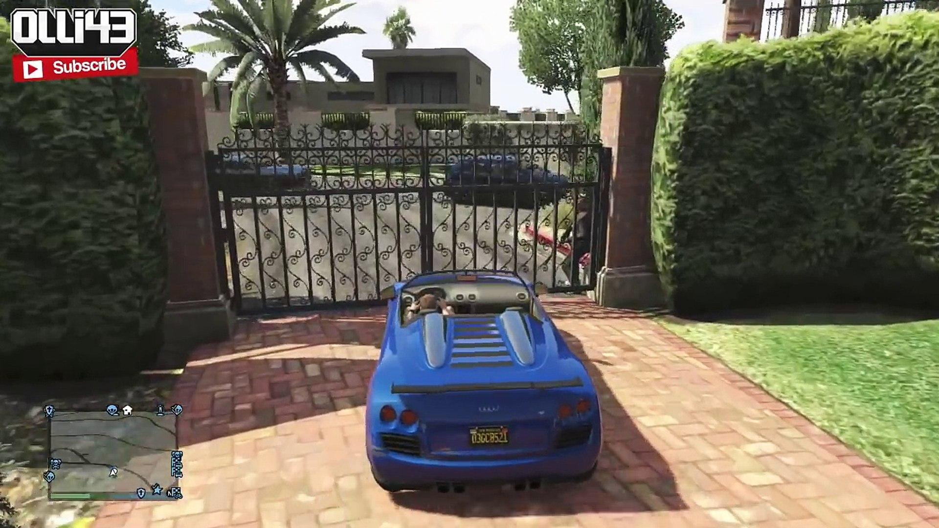 How to: Gate Glitch! (GTA 5 Online Glitch Guide)