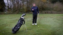 AMERICAN GOLF - Winter On-course Coaching Tips - Chipping onto the green in winter