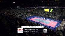 Résumé du match : Daniil Medvedev vs Richard Gasquet - 07/02/2018