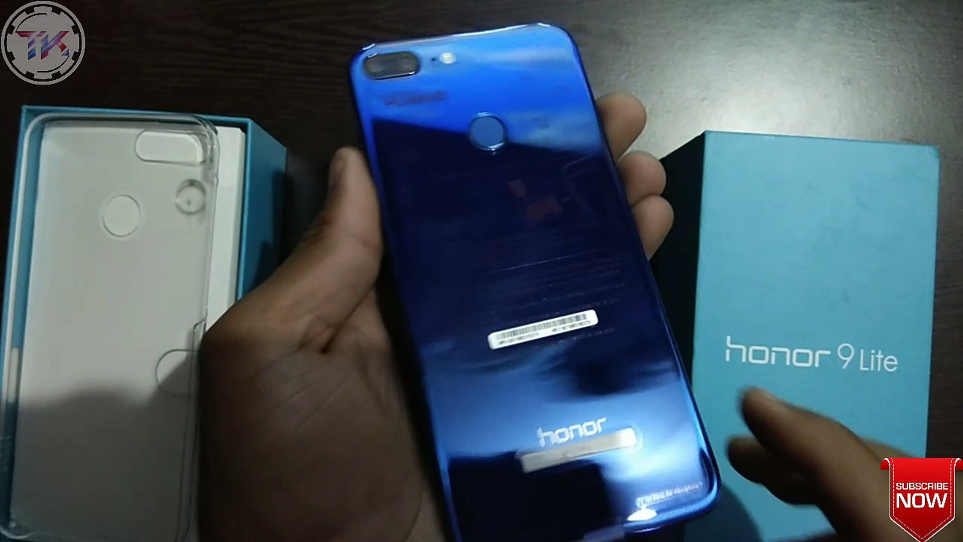 Honor 9 lite Unboxing and review in hindi Technicalkeshav