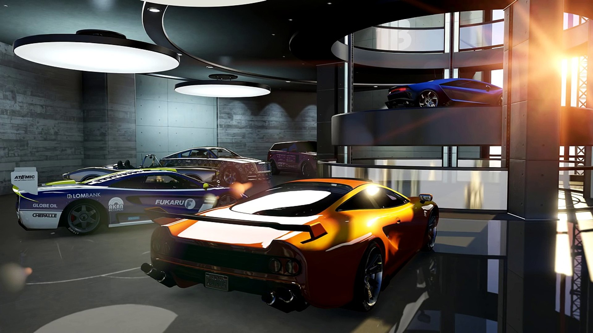GTA 5 ONLINE - STORE PEGASUS VEHICLES IN GARAGES & CUSTOMIZE THEM IN NEW  IMPORT & EXPORT DLC UPDATE!