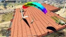 GTA 5 ONLINE FLYING GLITCH! (BEST GTA 5 GLITCH EVER)
