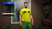 GTA 5 Online - ULTRA RARE TSHIRT GLITCH! How To Get EXTREMELY RARE TSHIRTS ONLINE! (GTA 5 Glitches)