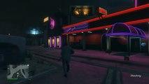 GTA 5 Online Funny Strip Club Glitch! Throw Weapons At Pole Dancers! (GTA 5 Glitches)