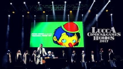 Le avventure di Pinocchio | Live @ Lucca Comics & Games