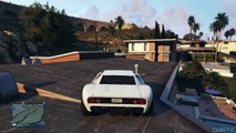 GTA V HowTo Get Franklin Into Michael's House - video