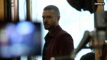Dans les coulisses d'une émission cinéma avec Kate Winslet et Justin Timberlake pour le film Wonder Wheel