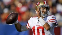 Kyle Brandt: There's no team we want to see more than the 49ers and Jimmy Garoppolo