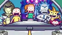 The WORST Rick and Morty BOOTLEG Fan Games! - ConnerTheWaffle