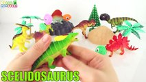 Learn Dinosaurs Name Sounds Dinosaurs - Learn Names Of Dinosaurs - Dinosaur Games