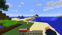 Minecraft Survival Island Aflevering 2 - Een Dungeon En Een Tweede Water Tempel! (Nederlands)