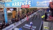 Tour La Provence  2018 - Christophe Laporte (Team Cofidis) remporte la 1ère étape à Istres
