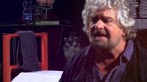 """Beppe Grillo: """"Il Sistema imploderà"""" - MoVimento 5 Stelle - M5S"""